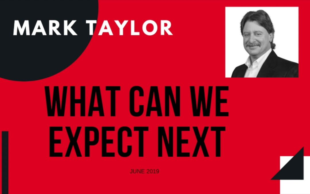 Mark Taylor Interview from June 19th, 2019